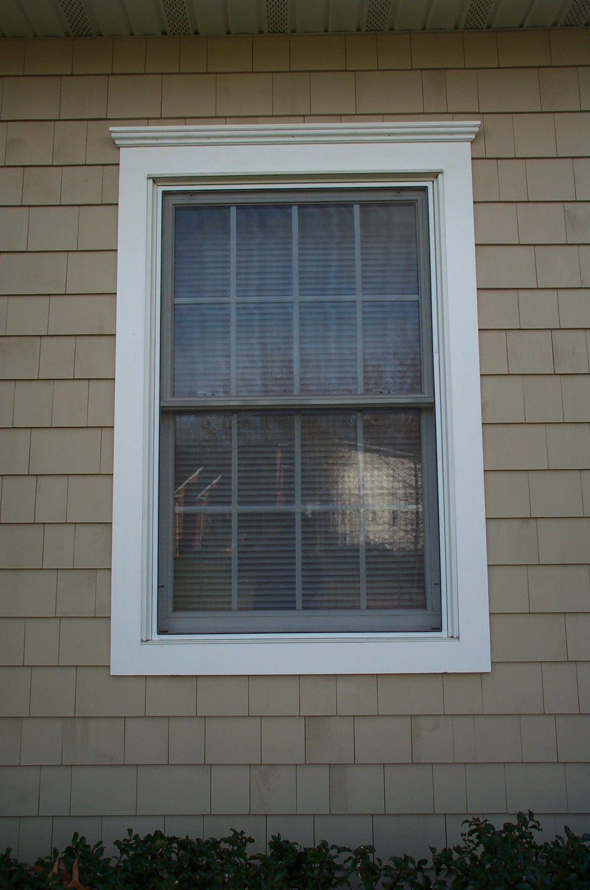 Window trim exterior vinyl - 3 1 4 Pvc Or Vinyl Or Brick Mould Windows Siding And